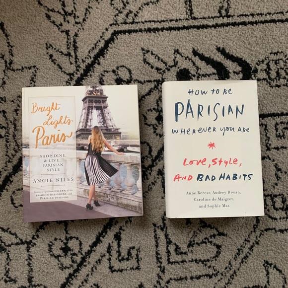 Parisian Book Bundle